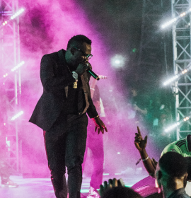 Wizkid reveals that he 'begged' Duncan Mighty for the 'Fake Love' collaboration