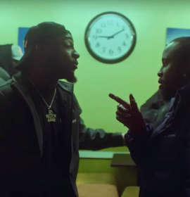 The new video for 'Risky' collabo by Davido and Popcaan is all 'Top Boy' – watch the dope clip