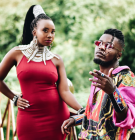 Kenyan rising star Watch Tallie in 'Hit Song' music video