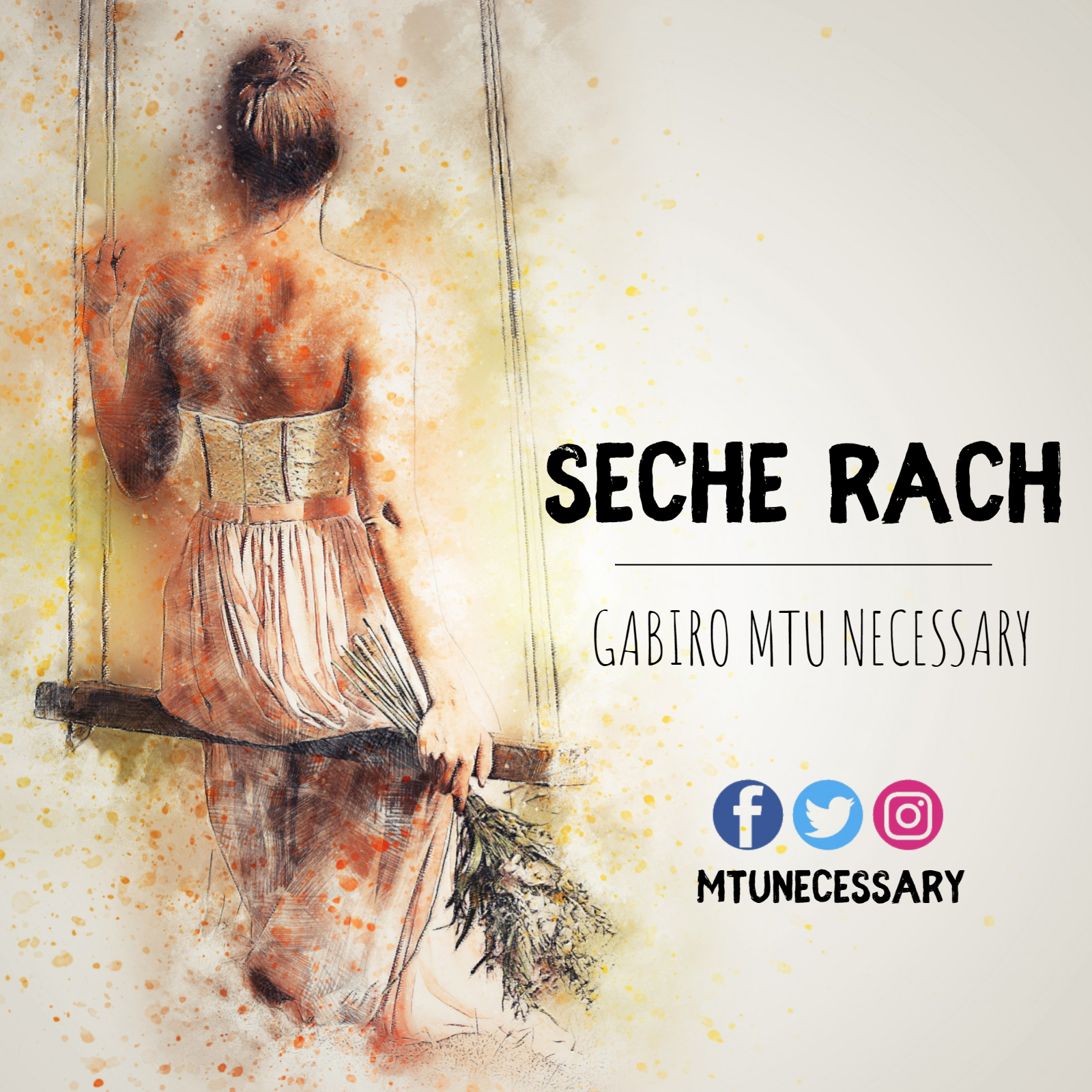 Gabiro Mtu Necessary goes again the normal to release vulgar tune 'Seche Rach'