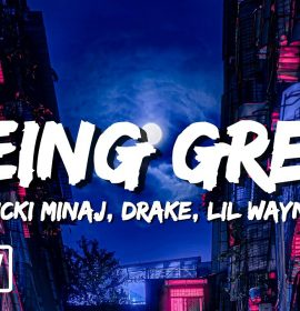 "Nicki Minaj to Release Edited Version of ""Seeing Green"" After Fan Request"