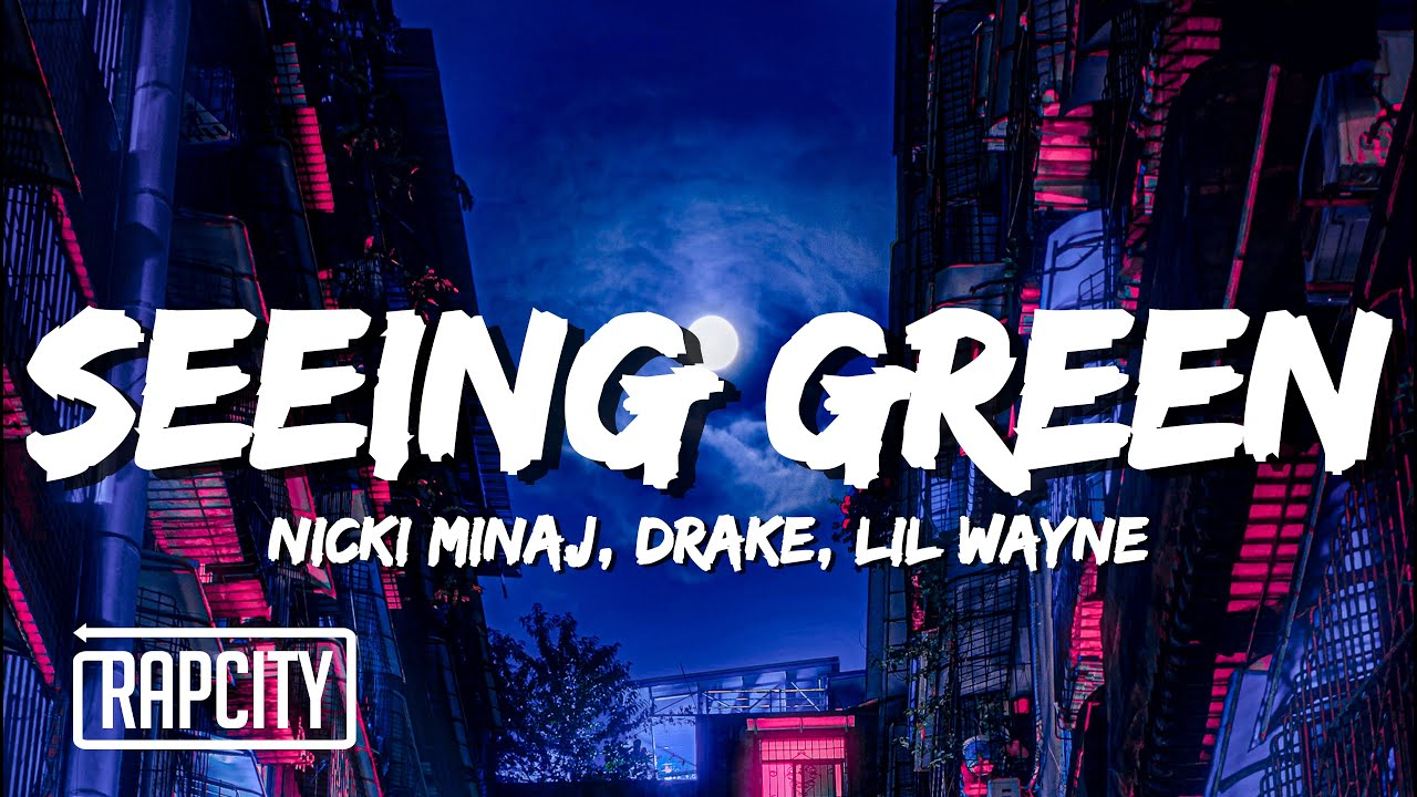 """Nicki Minaj to Release Edited Version of """"Seeing Green"""" After Fan Request"""