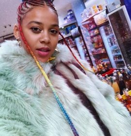 Sho Madjozi shares shortfilm for 'Trickshot' – Watch here!