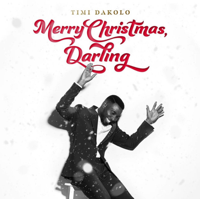 Stream Timi Dakolo's Album – Merry Christmas, Darling