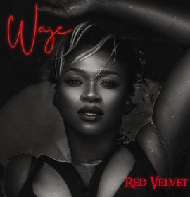 Waje's upcoming album only features Adekunle Gold and Johnny Drille… See the 'Red Velvet' tracklisting