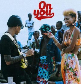 Watch Tekno in 'On You' music video