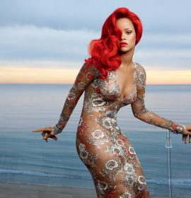 Rihanna talks to Vogue about Drake, Lingerie Line, Weight and being a Role Model