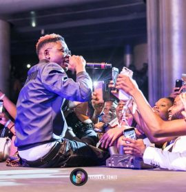 LiL Kesh is 'back on line' with this new one for the Street! Listen to 'Again O'