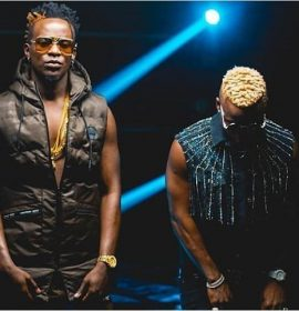Watch Willy Paul's Fresh new video feat. Harmonize titled 'Pilipili'!
