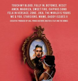 All we know about AKA's Touch My Blood album