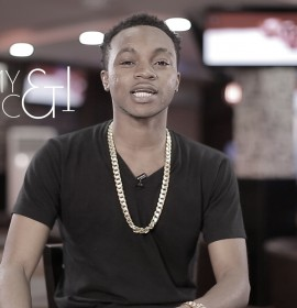 My Music & I with Ayo Jay | 'Pit Bull, FloRida, Tyga' Collabo and RCA Record Deal
