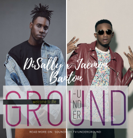 The Story of DiSally and Jaemo Banton | #SoundcityUnderground series, Part 1.