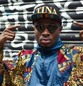 Watch as Fuse ODG takes his new video to the 'Island'