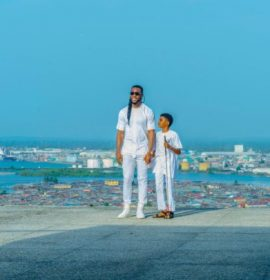 Flavour & Semah G Weifur In a Synchronizing Tune In 'No One Like You' & 'Love Is All We Need' Music Video