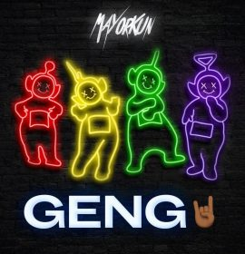 Listen to Mayorkun's Geng' EP ft. M.I. Abaga, Sinzu, RikyRick, Vector, Ms Banks