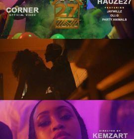 Watch Jaywillz, Oliginy & Party Animals' visual for infectious tune 'Corner'