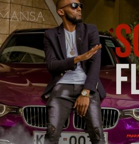 Mak Mansa proves lyricall prowess in new jam 'So Fly'