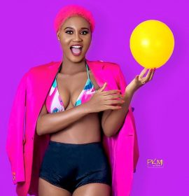 Petrah stuns in new birthday pictures