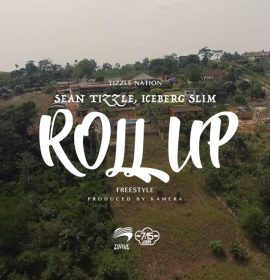 Win a 'Vans Sneakers' from Sean Tizzle, watch: Rollup ft. Iceberg Slim