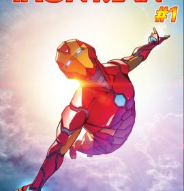 Iron Man's Tony Stark steps won and Will Be Known as … Ironheart!