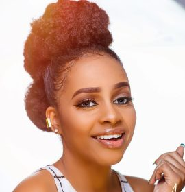 Is Nadia Mukami 'obsessed' with Nandy?