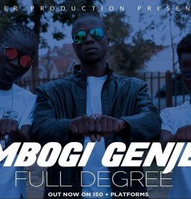 Mbogi Genje's Ngumi Mbwegze Takes The Street in 'Full Degree' – Watch