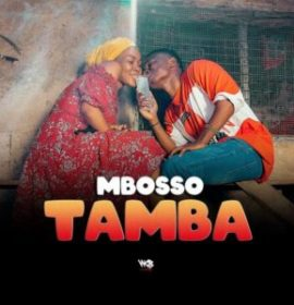 Mbosso releases new amorous single 'Tamba'