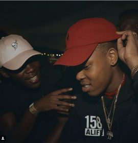 """I'm just giving him some space…"" – Tellaman Responds To 'Tension Rumors' Between Him & Nasty C"