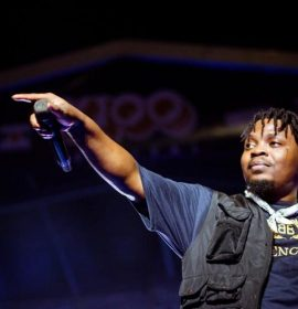 Olamide delivers a rising stars-studded '999' EP