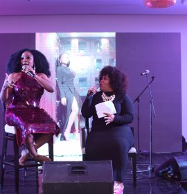 Omawumi hosts industry heavyweights for her new LP launch, 'In Her Feelings'