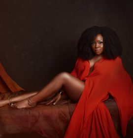 Award-winning artiste, Omawumi releases official music video for 'Without You'