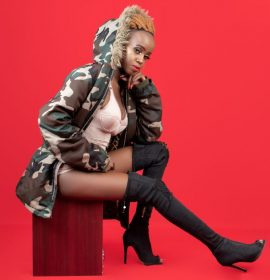 Female Dancehall star Phieso makes a comeback with 'Pack and Go'