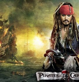 Pirates of the Caribbean: Salazar's Revenge – The parodification of Johnny Depp continues