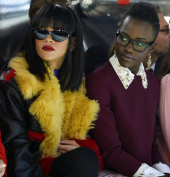 Rihanna and Lupita Nyong'o Will Literally Costar In a Buddy Movie Directed by Ava DuVernay For Netflix