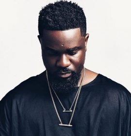 Stream the 'Alpha' EP by Sarkodie here