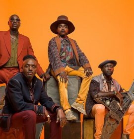 Sauti Sol speak after fan asked copyright board to Ban 'Suzanna'