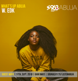 What's Up Abuja – The Podcast (Monday, 17th Sep)