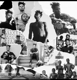 Kwesi Arthur's 'Live From Nkrumah Krom Vol. II (Home Run)' is one of the most streamed project out of Ghana