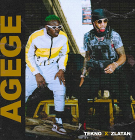 Tekno features Zlatan in 'Agege' – Listen to the most talked about collabo