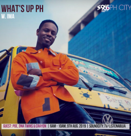 Ladi Poe Speaks on the trending Top 50 Greatest Rappers of all Time on 'What's Up PH with IMA'.