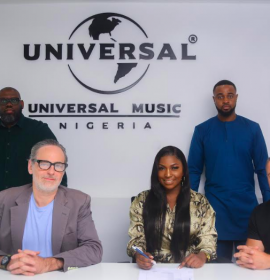 Irene Ntalé Releases 'Nyamba' on the Heels of Universal Music Group signing