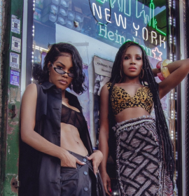 Listen (and watch the video) to Seyi Shay and Teyana Taylor in 'Gimme Love' remix
