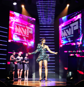 Watch the Tiwa Savage's performance for 'Attention' everybody is talking about