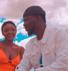 Real Life couple Simi and Adekunle Gold are so in love in 'By You' music video – watch