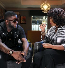 """""""I have never really been 'buddies' with Wizkid"""" – Skales on 'One on One'"""
