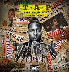 Stream LadiPoe's 'Talk About Poe' album feat. Seyi Shay, Efya and more