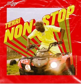 Watch Terri in 'Non Stop' video