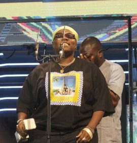 Soundcity MVP: Teni beats Peruzzi, Sho Madjozi, Shane Eagle, Mbosso to win Best New Act