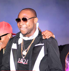 Davido and Wizkid Congratulate each other over David Ifeanyi Adeleke Jnr and Starboy Festival