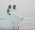 Newly wed Adekunle Gold and Simi 'promise' each other forever in this music video